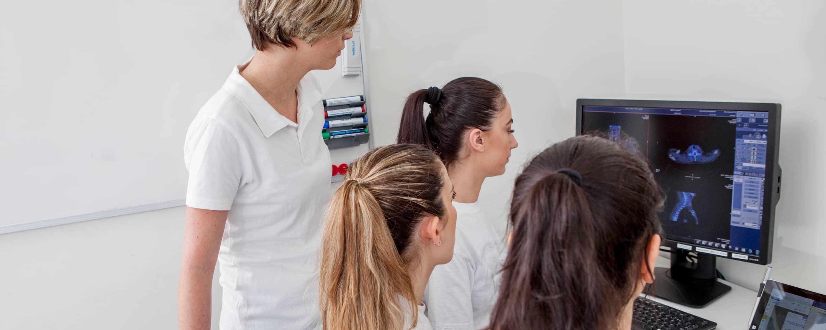 Höhere Fachschule medizinisch-technische Radiologie