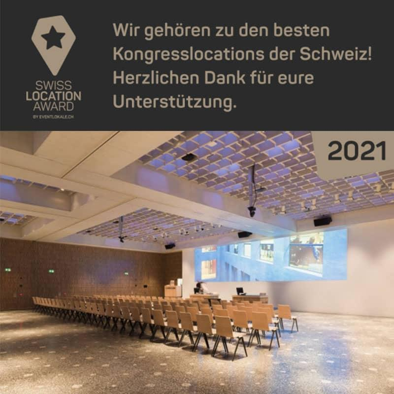 Swiss Location Award