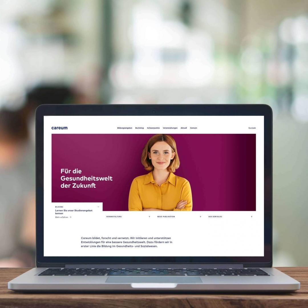 Careum Website